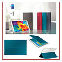 cheap Galaxy J Series Cases / Covers-Case For Samsung Galaxy Samsung Galaxy Case with Stand Flip Magnetic Origami Solid Color for