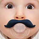 abordables Les Enfants de la Maison-silicone bébé nourrisson enfant tétine dummy moustache mamelons barbe nouveau-né fille garçon