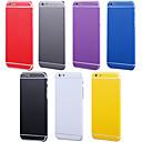 hesapli iPhone Stickerları-1 parça Tam Kaplama Ekran Koruyucular için Solid iPhone 6s Plus / 6 Plus