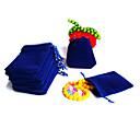 hesapli Takı Paketleme ve Gösterim-Takı Çantası - Moda Koyu Mavi 30 cm 25 cm 6 cm / Kadın's