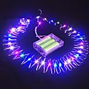 tanie Lampy do hodowli roślin-5 MB Taśmy świetlne RGB 50 Diody LED Ciepła biel / RGB / Biały Wodoodporne / IP65