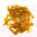 tanie Zasilacze-Film termistor NTC typu plaster 100k mf5b 1% długości 25mm b 3950