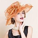 hesapli Saç Takıları-Kadın Parti Yaz Ağ Kadın Kıvırılan Şapka