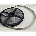 baratos Áudio e Vídeo-5m Faixas de Luzes RGB 300 LEDs 5050 SMD RGB Controlo Remoto / Cortável / Regulável 100-240 V / Impermeável / Conetável / Adequado Para Veículos / Auto-Adesivo / Cores Variáveis