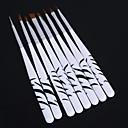 Buy Zebra Nail Art Dotting Manicure Painting Drawing Polish Brush Pen Tools