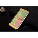 preiswerte Samsung Bildschirm-Schutzfolien-Hülle Für Samsung Galaxy Samsung Galaxy Hülle Spiegel Flipbare Hülle Transparent Ganzkörper-Gehäuse Volltonfarbe PC für A9(2016) A7(2016)