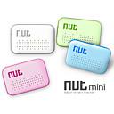 cheap Carabiners-Nut 2 mini smart itag tracker bluetooth tag key finder locator Intelligence Alarm Anti Lost Wallet Pet Child Key Locator