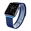 hesapli Fırın Araçları ve Gereçleri-Watch Band için Apple Watch Series 3 / 2 / 1 Apple Milan Döngüsü Paslanmaz Çelik Bilek Askısı