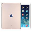 olcso iPad tokok-Case Kompatibilitás Átlátszó Fekete tok Egyszínű TPU mert iPad Pro 12.9''