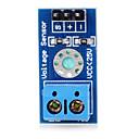 cheap Sensors-B25 Voltage Sensor Board Module for Arduino - Blue
