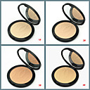 cheap Makeup & Nail Care-Single Colored Makeup Set Pressed powder 1 pcs Dry Coverage / Concealer / Natural Face Makeup Cosmetic