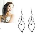 abordables Bracelets-Femme Glands Boucles d'oreille goutte - Perle Mode Pour Quotidien
