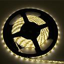ieftine Benzi Lumină LED-zdm 1 buc impermeabil ip 65 5m16,4 picioare 600 leduri 8mm alb cald 3000-35000k 2835 bandă lumină led, 85 lumeni pe picior. Lumină de bandă DC 12v