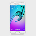 hesapli Sony İçin Ekran Koruyucuları-Ekran Koruyucu Samsung Galaxy için A3(2016) PET Ön Ekran Koruyucu Yüksek Tanımlama (HD)