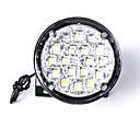 hesapli Çalışma Aydınlatmaları-2pcs Araba Ampul 8W 400lm 18 LED Güzdüz Çalışma Işığı