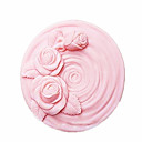 cheap Bike Bags-Rose Flower Shaped Fondant Cake Chocolate Silicone Mold Cake Decoration Tools,L7.8cm*W7.8cm*H4.4cm