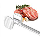 cheap Kitchen Utensils & Gadgets-Aluminum Beef Meat Hammer Loose Meat Steak Tenderizers