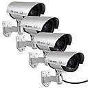 Χαμηλού Κόστους Συναγερμοί και ασφάλεια-Όχι Φωτογραφική μηχανή επιτήρησης Κάμερες IP