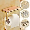 hesapli Banyo Gereçleri-Banyo Aksesuarları Seti Yüksek kalite Çağdaş Çinko Alaşım 1set - Otel banyo
