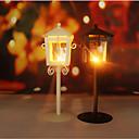 tanie Zastawa stołowa na imprezy-Modern / Contemporary Stal nierdzewna Świeczniki Świecznik 1szt, Świeca / Świecznik