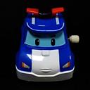 billige Modellegetøj-formskiftende robot plast til børn over 3 puslespil legetøj