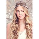 hesapli Saç Takıları-Kadın's Zarif Kumaş Saç Bandı / Saç Bantları / Fascinators / Alın Takıları / Saç Bantları / Fascinators