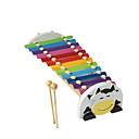 رخيصةأون خزانة المكياج و المجوهرات-الخشب الأصفر يد الطفل تدق البيانو للأطفال في جميع الآلات الموسيقية لعبة
