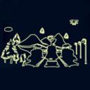 ieftine Momeală Pescuit-Natură moartă Modă Desene Animate Botanic Perete Postituri Autocolante perete luminoase Autocolante de Perete Decorative, Vinil Pagina de