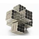 ieftine Colier la Modă-216 pcs 4mm Jucării Magnet bile magnetice Lego Super Strong pământuri rare magneți Magnet Neodymium Puzzle cub Magnet Pentru copii / Adulți Băieți Fete Jucarii Cadou