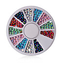 cheap Makeup & Nail Care-Nail Jewelry Nail Stamping Template Daily Fashion High Quality