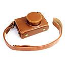 hesapli Telsizler-Fujifilm kamera x100s / x100t deri koruyucu kılıf yarı / çanta