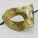 cheap Halloween Cosplay-Halloween Mask Masquerade Mask Ancient Roman Gladiator Plastic Horror