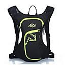 hesapli Atlama İpleri-12l sırt çantası Bisiklet Sırt Çantası için Serbest Sporlar Koşma Seyahat Plecaki sportowe Su Geçirmez Giyilebilir Yansıtıcı çizgili Çok
