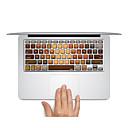 ieftine Autocolante Husă Mac-1 piesă Acțibilduri pentru Rezistent la Zgârieturi Culoare solidă Mat Ultra Subțire PVC MacBook Pro 15'' with Retina MacBook Pro 15 ''