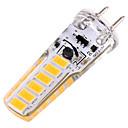 baratos Luminárias de LED  Duplo-Pin-YWXLIGHT® 4W 300-400 lm G6.35 Luminárias de LED  Duplo-Pin T 12 leds SMD 5730 Impermeável Decorativa Branco Quente Branco Frio DC 24V AC