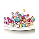 ieftine Mărgele & Producere Bijuterii-DIY bijuterii 29g(aprx.100pcs) Auriu Argintiu Curcubeu Şirag de mărgele DIY Coliere Brățări