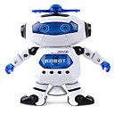 cheap Other LED Lights-Robot LED Lighting Music Cute Singing Dancing ABS Boys' Girls' Toy Gift 1 pcs