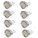 hesapli LED Mum Işıklar-YouOKLight 6W 450-500 lm GU10 LED Spot Işıkları MR16 15 led SMD 5630 Dekorotif Sıcak Beyaz Serin Beyaz AC 100-240V AC 220-240V AC 85-265V