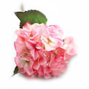 tanie Akcesoria do domu i dla zwierząt-Sztuczne Kwiaty 1 Gałąź Kwiaty ślubne Roses / Hortensje Bukiety na stół
