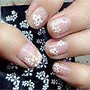 cheap Makeup & Nail Care-mixed 30 sheets nail sticker beauty floral design patterns nagel stickers mixed transfer manicure tips 3d unhas decals
