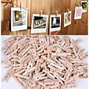preiswerte Banner-Einzigartiges Hochzeits-Dekor Holz / Umweltfreundliches Material Hochzeits-Dekorationen Weihnachten / Hochzeit / Jahrestag Strand / Garten / Asiatisch Frühling / Sommer / Herbst