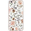 cheap iPhone Cases-Case For Apple iPhone X / iPhone 8 / iPhone 6 Plus Shockproof / Dustproof / Pattern Back Cover Flower Hard PC for iPhone X / iPhone 8 Plus / iPhone 8