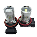 cheap Car Headlights-Car Light Bulbs 30W SMD LED 2400lm 6 Fog Light