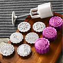 tanie Przybory i gadżety do pieczenia-Narzędzia do pieczenia Plastikowy Narzędzie do pieczenia Ciasteczka / Czekoladowy Formy Ciasta 7 sztuk