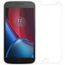 baratos Protetores de Tela para LG-Protetor de Tela para Motorola LG X Style / Moto Z / Moto X Play PVC 1 Pça. Protetor de Tela Frontal Espelhada / Ultra Fino / Mate