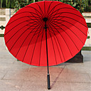 olcso Konyhai eszközök és edények-Textil / Szilikon / Fém Férfi / Női / Lány Napernyő / Sunny és Rainy / Esős Összecsukható esernyő