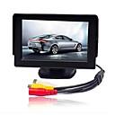hesapli DVR samochodowe-4.3 inç TFT-LCD Araba ters monitör için Araba