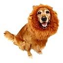 preiswerte Bekleidung & Accessoires für Hunde-Katze / Hund Hundekleidung Solide Weiß / Schwarz / Braun Fasergemisch Kostüm Für Haustiere Sommer Herrn / Damen Cosplay / Modisch