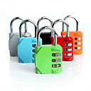 cheap Travel Security-Luggage Lock 3 Digit Luggage Accessory / Anti-theft For Luggage