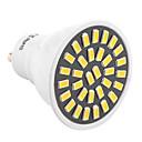 olcso LED gömbbúrás izzók-YWXLIGHT® 1db 7 W 500-700 lm GU10 LED szpotlámpák T 32 LED gyöngyök SMD 5733 Dekoratív Meleg fehér / Hideg fehér 220-240 V / 110-130 V / 1 db. / RoHs